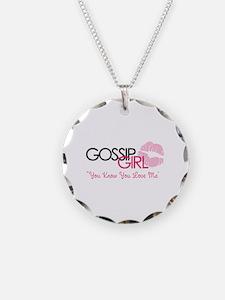 Gossip Girl Necklace