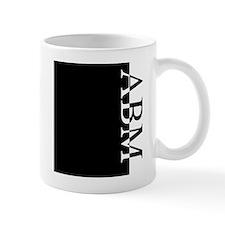 ABM Typography Mug