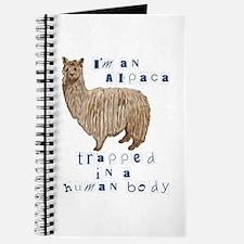 I'm an Alpaca Journal