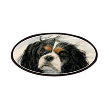 King Charles Cavalier Spaniel Patches