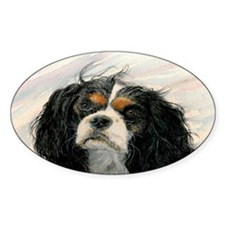 King Charles Cavalier Spaniel Decal