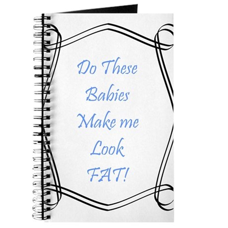 Do these babies...boys Journal
