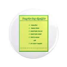 """Transfer Day Checklist 3.5"""" Button"""
