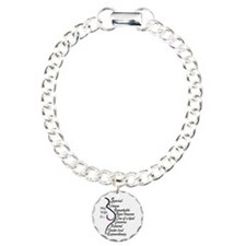 Surrogate's Husband Charm Bracelet, One Charm