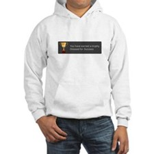 Dressed for Success Hoodie