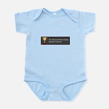 Daddy's Favorite Infant Bodysuit