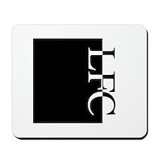 LFC Typography Mousepad