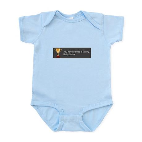 Baby Sister Infant Bodysuit