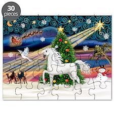 XmasMagic/Arabian Horse (W) Puzzle