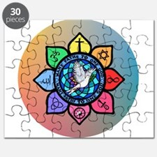 Many Paths to One God Puzzle