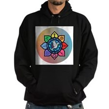 Many Paths to One God Hoody
