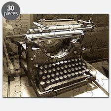 Typewriter Puzzle
