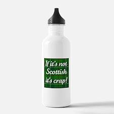 If It's not Scottish, It's cr Sports Water Bottle