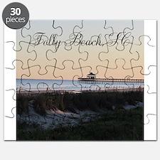 Folly Beach, SC Pier Puzzle