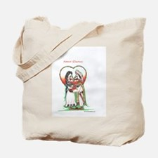 Cute Mexican art Tote Bag