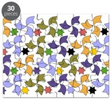 Spanish Stars and Windmills P Puzzle
