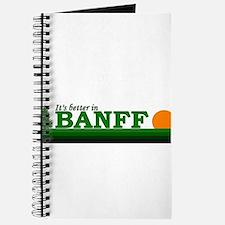 Unique Banff Journal