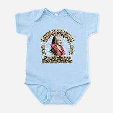 Burr-lesque Infant Bodysuit