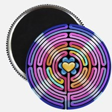 """Labryinth 2.25"""" Magnet (100 pack)"""