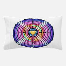 Labryinth Pillow Case