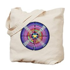 Labryinth Tote Bag