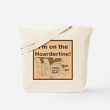 Hoarderline Tote Bag