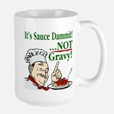 It's Sauce Dammit! Mug