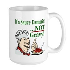 It's Sauce Dammit! Mug