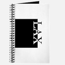 LAX Typography Journal