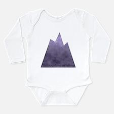 Unique Meadows Long Sleeve Infant Bodysuit