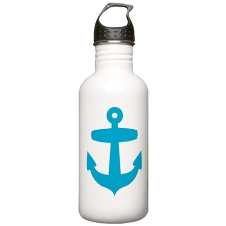 Blue Anchor Stainless Water Bottle 1.0L