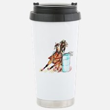 Barrel Racer Stainless Steel Travel Mug