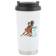 Barrel Racer Travel Mug