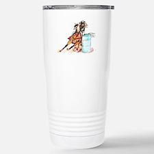 Barrel Racer Travel Mug