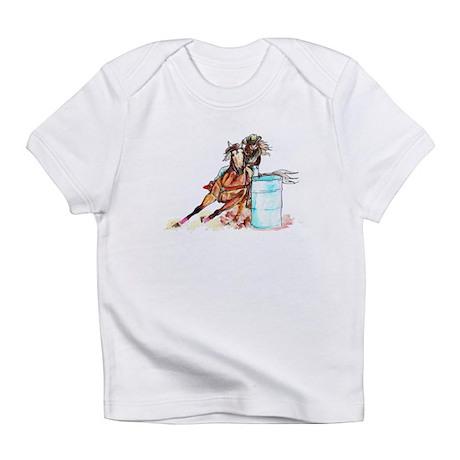 Barrel Racer Infant T-Shirt