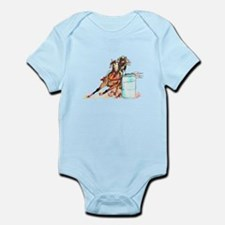Barrel Racer Infant Bodysuit