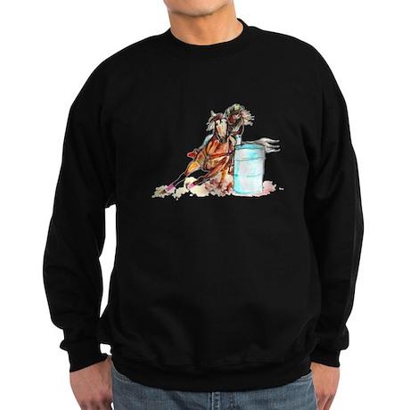 Barrel Racer Sweatshirt (dark)
