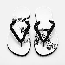 Cute Podcasts Flip Flops