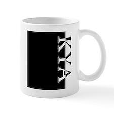 KYA Typography Mug