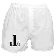 Big Boxer Shorts