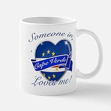 Cape Verde Flag Design Mug