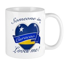 Curacao Flag Design Mug