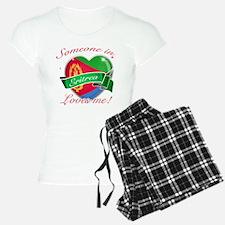 Eritrea Flag Design Pajamas