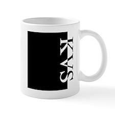 KVS Typography Mug