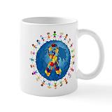 Autism Standard Mugs (11 Oz)