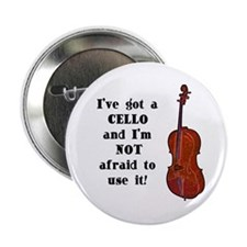 I've Got a Cello Button