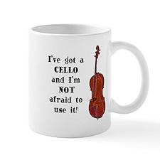 I've Got a Cello Mug