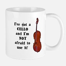 I've Got a Cello Mug