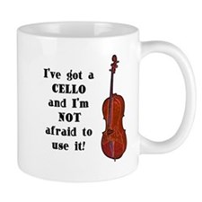 I've Got a Cello Small Small Mug