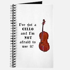 I've Got a Cello Journal